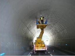 道路トンネル定期点検