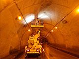 トンネル定期点検
